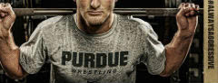 Wrestling at Purdue
